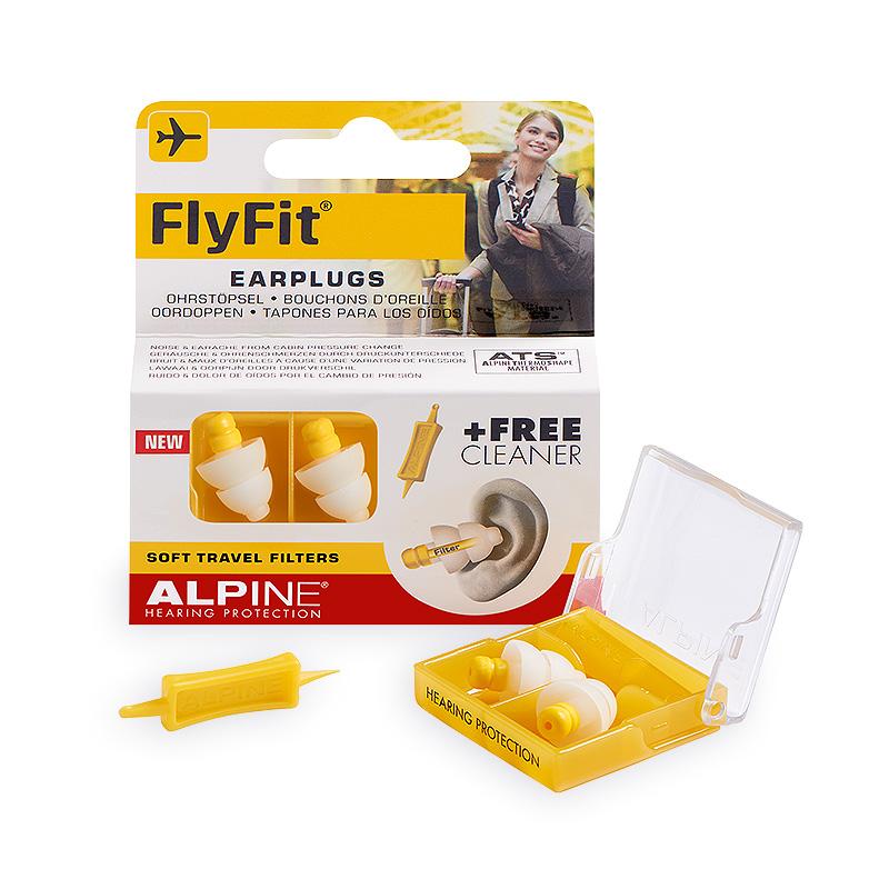 Gehörschutz - Alpine - Fly Fit