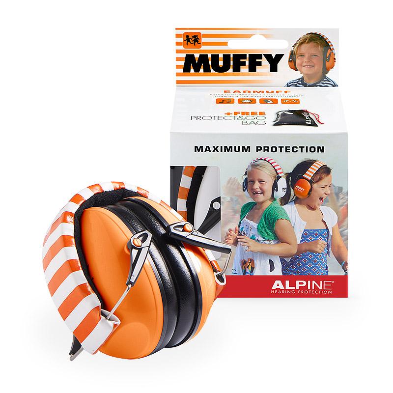 Gehörschutz - Alpine Muffy für Kinder
