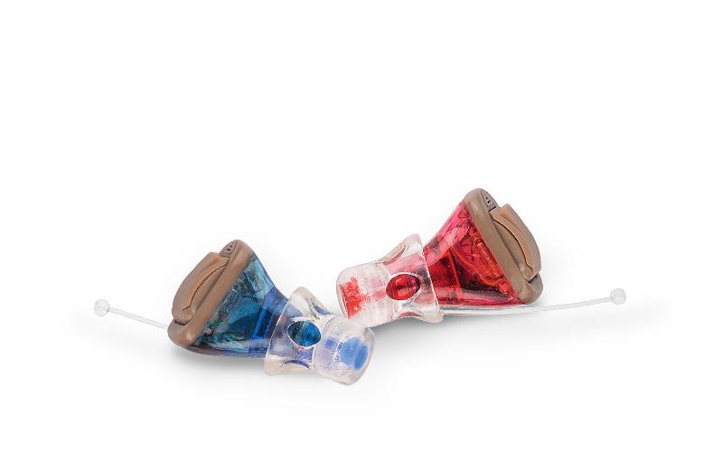 Beispiel In-dem-Ohr-Gerät (IdO)
