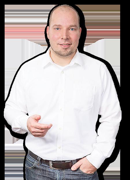 Steffen Petsch, Inhaber von Hörakustik Petsch